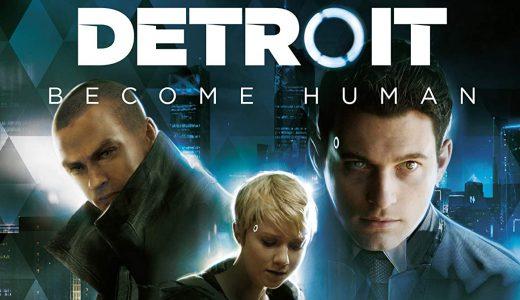 日本よ!これが真のやる(海外)ドラマだ!Detroit: Become Human