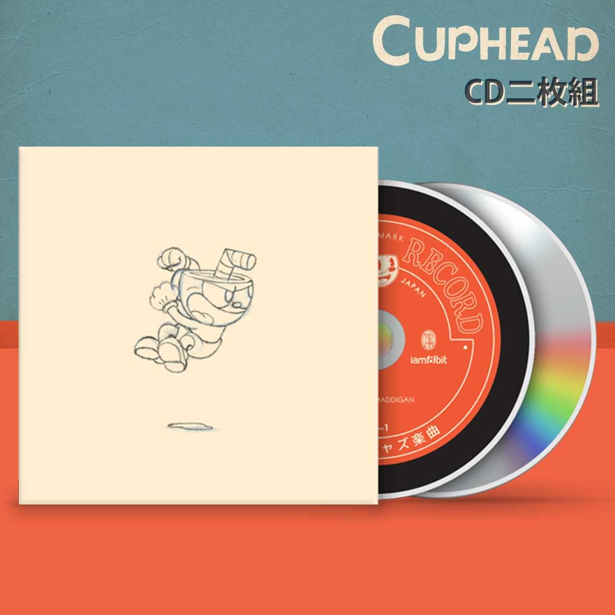 カップヘッドPS4版配信開始&公式サントラCD『魅惑ノジャズ楽曲』も出るぞ!