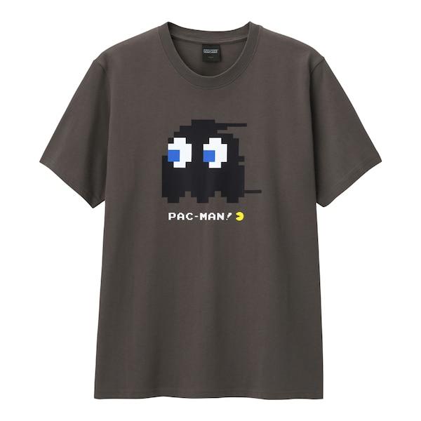 【390円激安】GUのパックマンコラボTシャツが投げ売りしているぞ!急げ!
