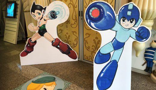 """""""CAPCOM VS. 手塚治虫 CHARACTERS""""で買った800円のイラストカードを額に入れたら一気にアートになった件"""