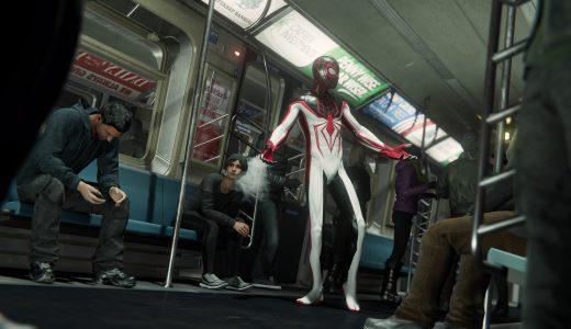 PS5 Marvel's Spider-Man: Miles Moralesは設定を変えればファストトラベルでロード画面を出せる