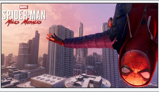 【無償アプデテスト】Marvel's Spider-Man: Miles Morales をPS4版からPS5版にアップグレードしてみた