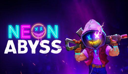 Neon Abyss(ネオン アビス)【レビュー/評価】アイテムの組み合わせの妙は、正にローグライクアクションの決定版