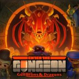 Enter The Gungeon(エンター・ザ・ガンジョン)【レビュー/評価】気が付いたら怒首領蜂や東方みたいな弾幕避けが始まる、異端のローグライクアクション
