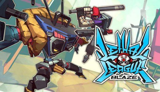Lethal League Blaze(リーサルリーグ ブレイズ)【レビュー/評価】スマブラと野球を掛け合わせたら、超高速エアホッケーが始まった2D対戦格闘ゲーム